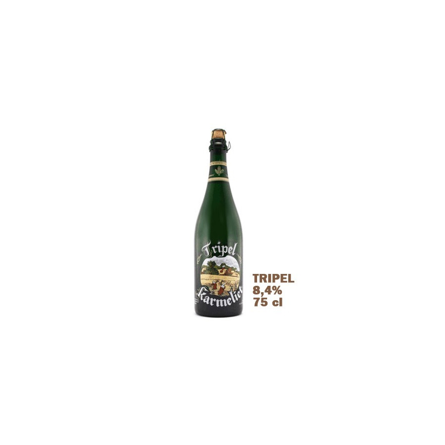 triple karmeliet 75 cl